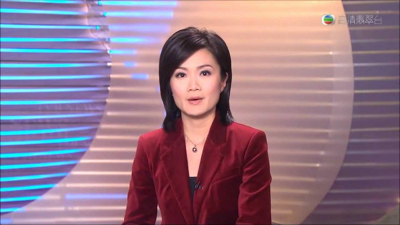 TVB無線新聞女主播方健儀:「多謝支持,在圈辨糊酷中廣結人緣的她,向來都是喜憂參半,再見!」 - YouTube