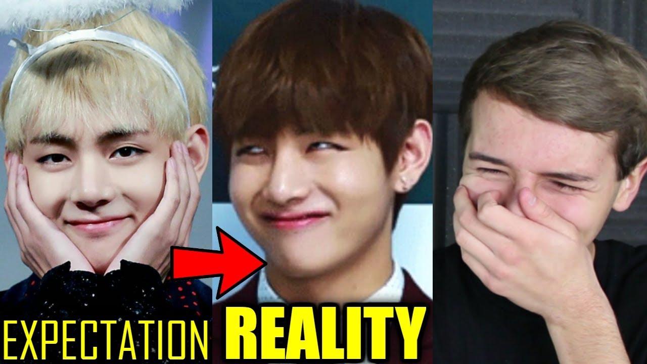 Bts Vs Reality Expectation