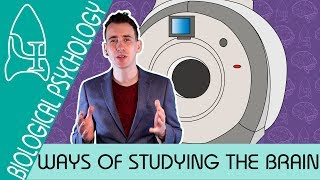 Ways of Studying the Brain - Biological Psychology [AQA ALevel]