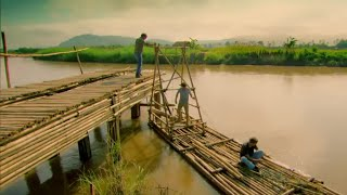 Building The Bridge - Top Gear - Series 21 Burma Special - BBC