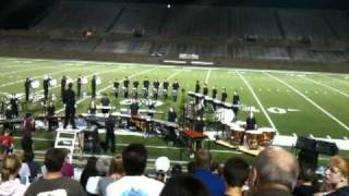 Colleyville Heritage Drum Line/Percussion-Plano Drum Line Competition