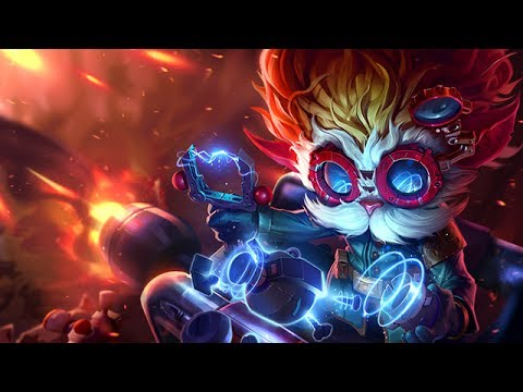 Heimerdinger (2014 Visual Update), the Revered Inventor - Abilities Preview - League of Legends