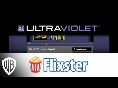Flixster UltraViolet Digital Copy