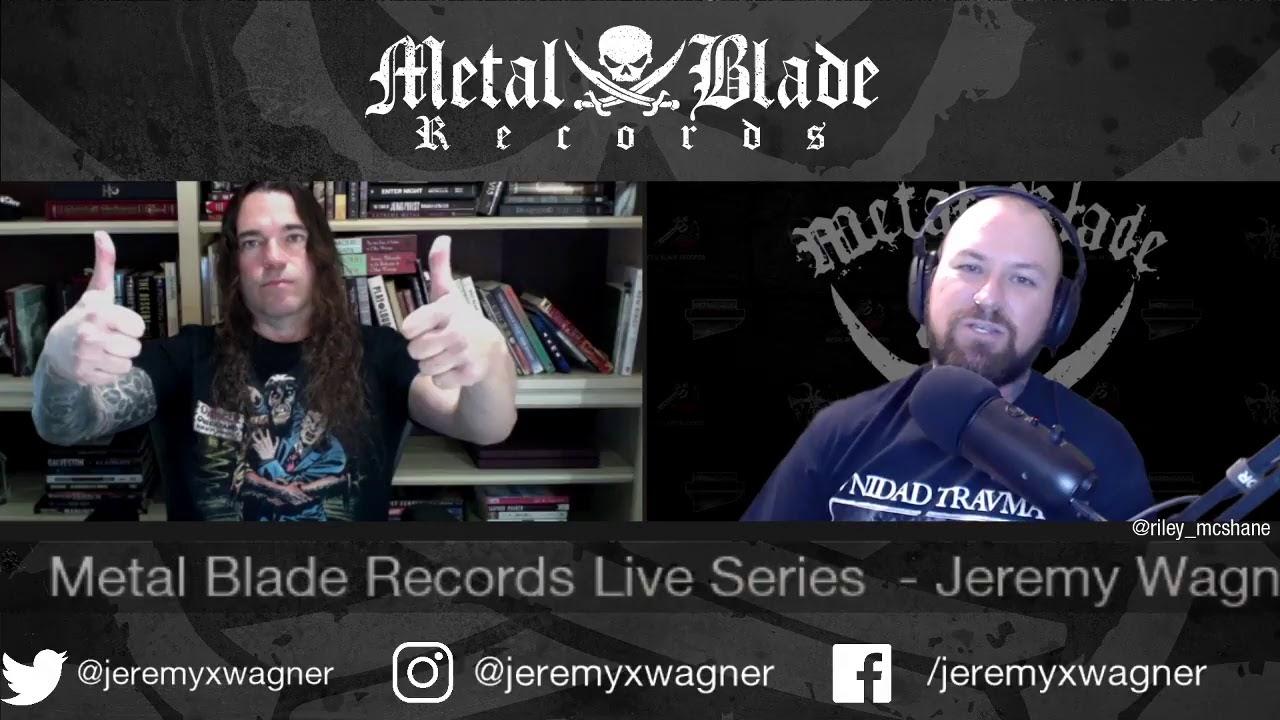 Metal Blade Live Series w/ Jeremy Wagner of Broken Hope