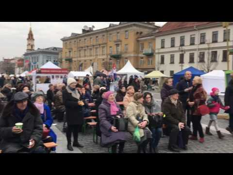 Market @ Lithuania Independence Day Celebration (ISUNG)(March 11th)