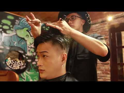 TiTi mẫu tóc mới 2017 (Mr right Baber Shop)  Barber Đức Trần