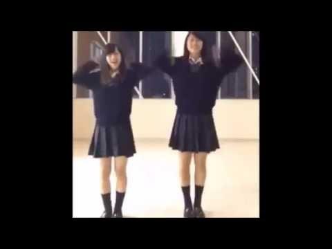 【女子高生ダンス】ウーイーウーアッアッ 女子高生に人気のダンスを踊ってみた