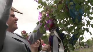 Свадьба в  Тулуне . Александр и Надежда 06 06 14