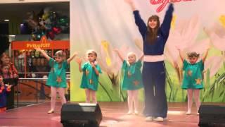 танец ладошки видео