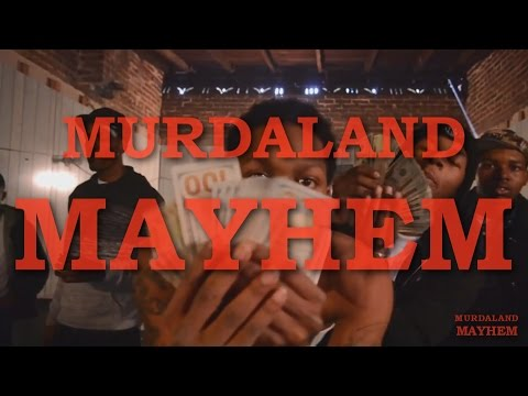 MURDALAND MAYHEM - Young Moose Vs Nazty - BEEF