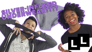 We Wore The Same Underwear For A Week