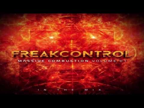 FREAK CONTROL - Live Set ''Massive Combustion'' 29-05-2017 [Psychedelic Trance]