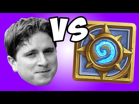 TWITCH CHAT VS. HEARTHSTONE