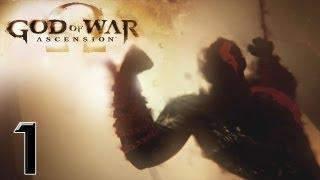 GOD of WAR: Восхождение - #1 Начало