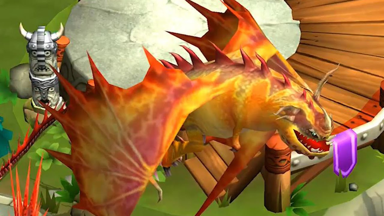 Dragons: Rise of Berk - Snafflefang Titan (How To Train ...