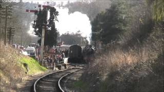 SVR Spring Steam Gala 2014 Sunday Highlights Thumbnail