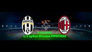 Прогноз на матч Ювентус Милан 1 2 кубка Италии 4 03 2020 JUVENTUS vs AC MILAN Predictions