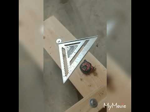 10 min DIY - Large Sheet Metal Brake