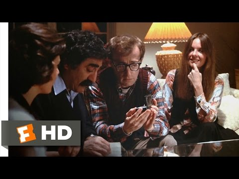 Annie Hall (12/12) Movie CLIP - Trying Something New (1977) HD