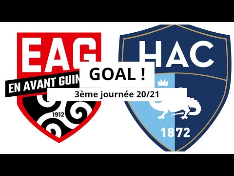 Guingamp Le Havre Goals And Highlights