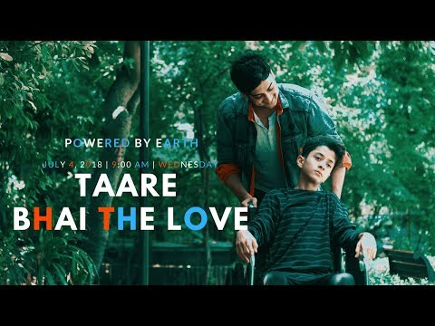 TAARE - Aatish | Choreography By Rahul Aryan | BHAI THE LOVE| Dance short Film..