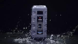 What's TOPDON Portable Jump Starter V2000?