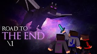 Minecraft: Road To The End v2 Ep.1 - First Night Out with Jordan! (Modded Survival)