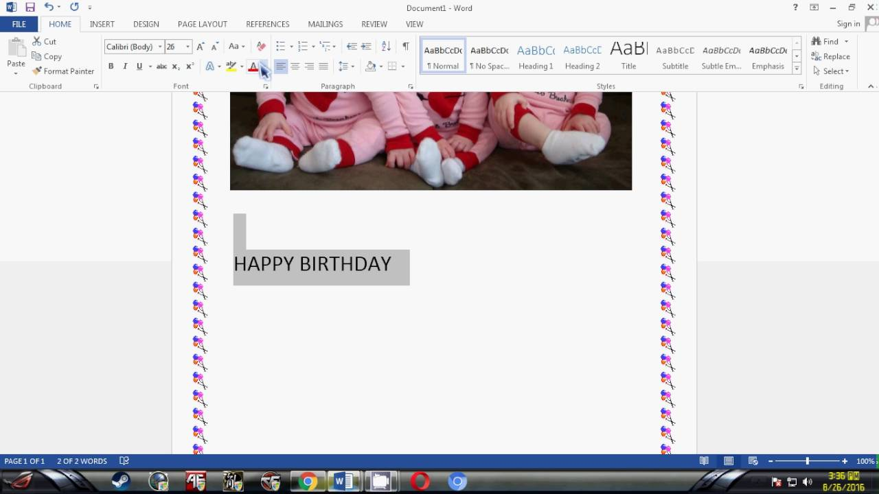 how to create invitation in microsoft word how to create invitation in microsoft word