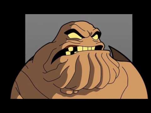 Clayface - theme (Batman the animated series)