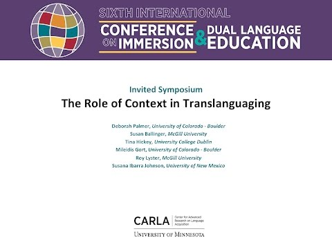The Role of Context in Translanguaging