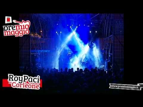Premio Maggio 2013 - RoyPaci in Corleone live