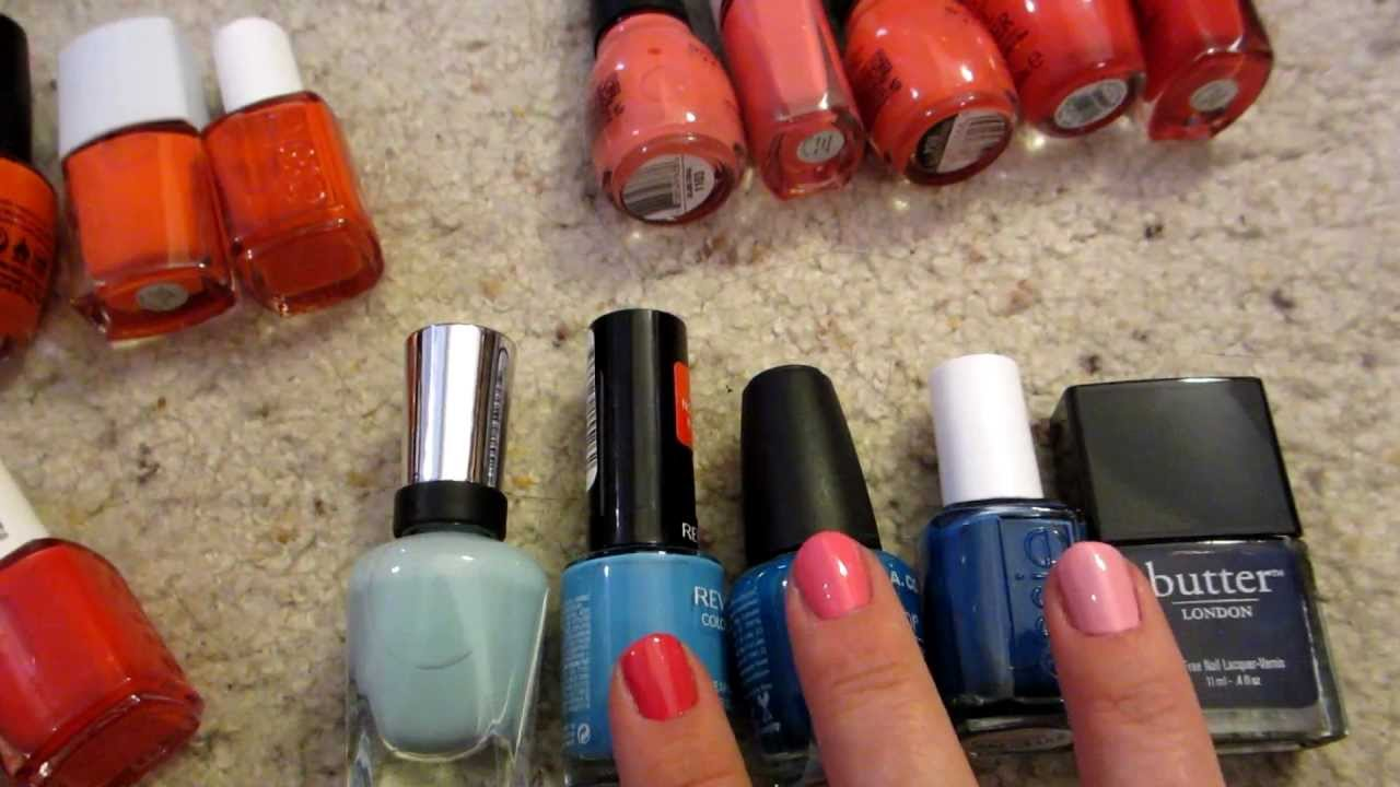 Ombre Nails And Color Combos Ideas Youtube