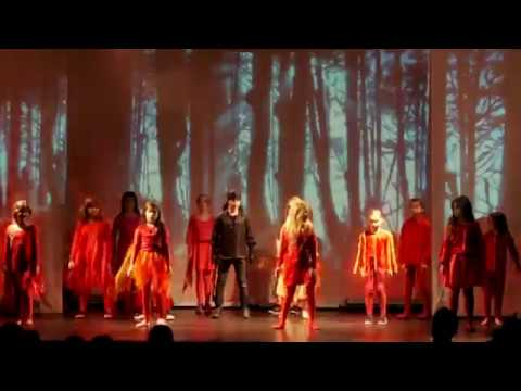 Princess Bride 2014-15 School Production Part2