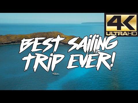 Sailing the Hawaiian Islands! (Canon 1 DX II) 4K 60 Vlog @shangerdanger
