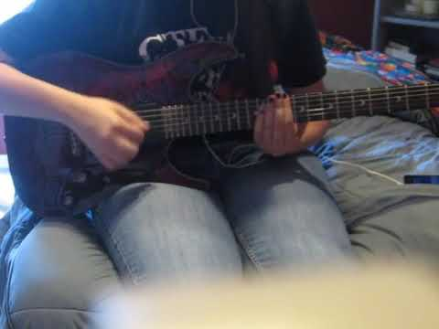 Three Days Grace - Animal I Have Become (Guitar Cover) With Tabs