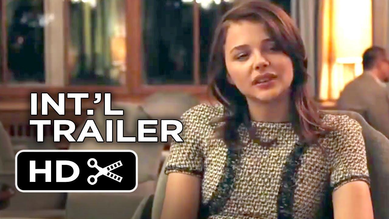 Clouds of Sils Maria International TRAILER 1 - Chloë Grace Moretz, Kristen  Stewart Drama HD