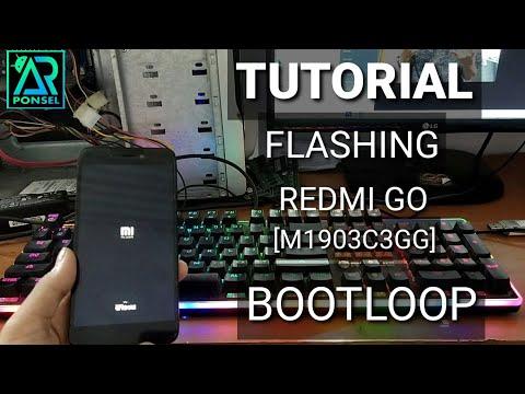 belajar-flashing-redmi-go-m1903c3gg-tiare-||-bootloop-/-mentok-dilogo