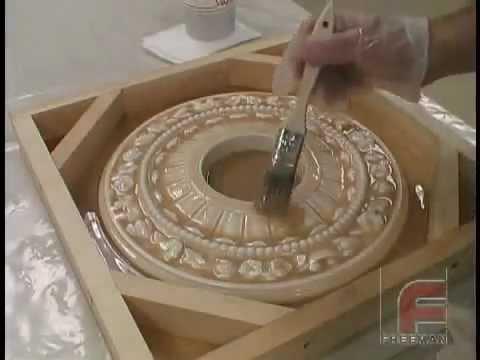 Как сделать форму для заливки силикона, плитка из гипса - YouTube
