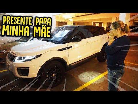 REAÇÃO DA MINHA MÃE AO GANHAR O CARRO !! [ REZENDE EVIL ]