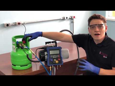 Gás substituto R22 - Como fazer Retrofit do R22 com Freon MO99
