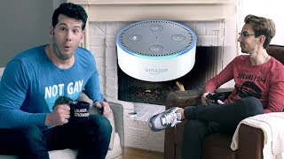 Amazon's Alexa is a CRAZY SJW LIBERAL! | Louder With Crowder thumbnail