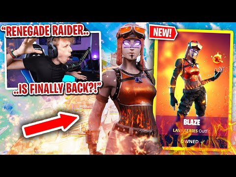 RENEGADE RAIDER IS ACTUALLY BACK... (Blaze Renegade Raider)