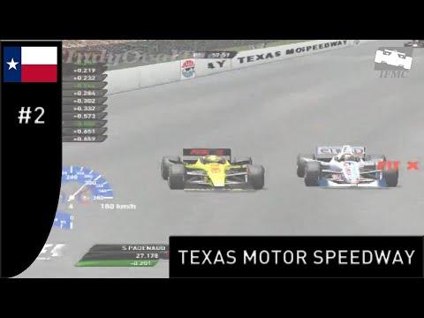 IFMC IndyCar Series | Grand Prix 3 | S4/5 | Pre-Season Oval | Texas Motor Speedway