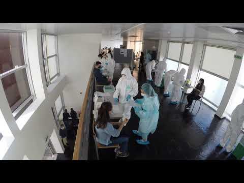 Testagem massiva à COVID-19 no Politécnico de Lisboa