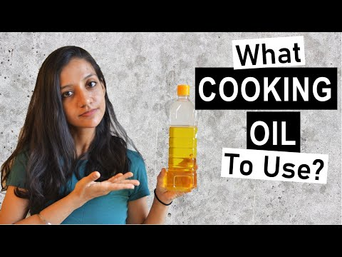 Know your COOKING OILS | Refined/Cold-pressed/Hydrogenated | SCImplify