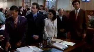 Seinfeld-The Verdict (Newman chokes)