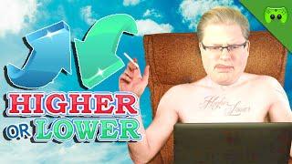 WER IST GARETH BALE? 🎮 The Higher Lower Game