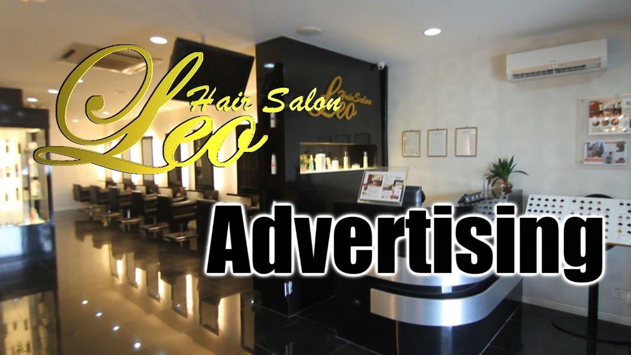Leo Hair Salon - Advertising Video