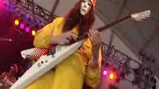 Buckethead with Claypool Bernie Worrell and Brain