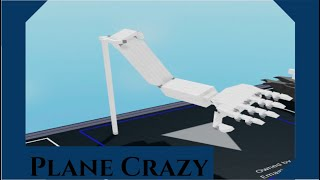 How to make a working hand in roblox plane crazy!
